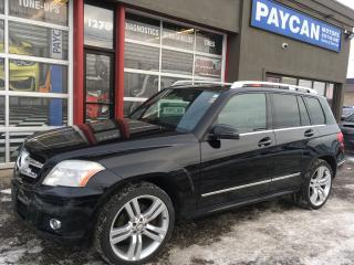 Used 2011 Mercedes-Benz GLK-Class GLK 350 for sale in Kitchener, ON