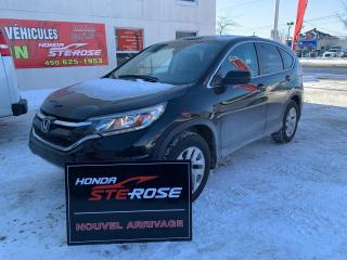 Used 2016 Honda CR-V EX AWD GARANTIE HONDA 5/100 for sale in Laval, QC