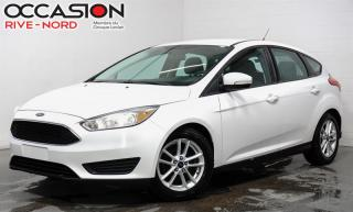 Used 2015 Ford Focus SE CAM.RECUL+A/C+BLUETOOTH for sale in Boisbriand, QC