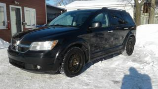 Used 2010 Dodge Journey R/t*cuir*bluetooth*cruise for sale in Richelieu, QC