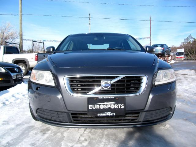 2008 Volvo S40 leather