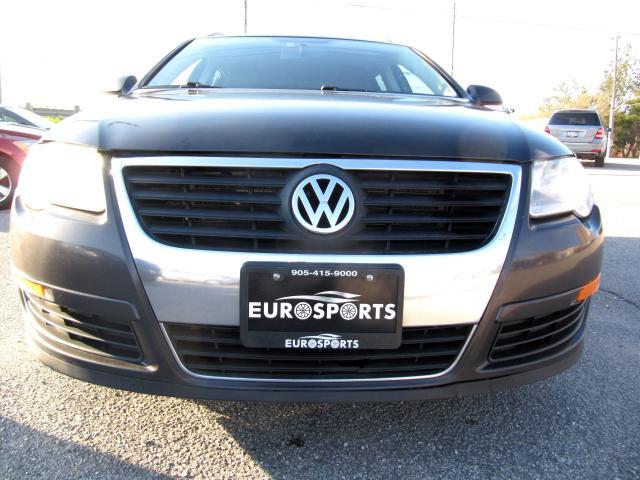 2010 Volkswagen Passat Trendline