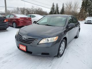 Used 2008 Toyota Camry LE AUTO LOW KMS CERTIFIED 1 OWNER for sale in Stouffville, ON