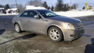 Used 2008 Cadillac CTS 4DR SDN W-1SA for sale in St-Thomas, QC