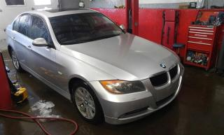 Used 2007 BMW 3 Series 4dr Sdn 328xi AWD for sale in St-Thomas, QC