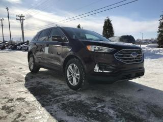 Used 2019 Ford Edge SEL TI Toit panoramique GPS Volant chauf for sale in St-Eustache, QC