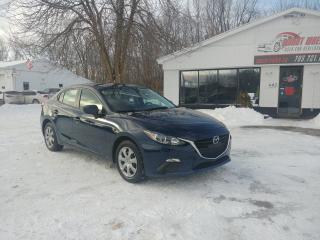 Used 2014 Mazda MAZDA3 GX-SKY for sale in Barrie, ON