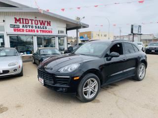 Used 2015 Porsche Macan S for sale in Regina, SK