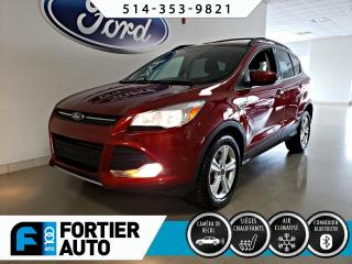 Used 2016 Ford Escape 4 portes SE, Traction avant for sale in Montréal, QC