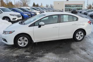 Used 2015 Honda Civic LX **Démarreur à distance inclut*** for sale in Longueuil, QC