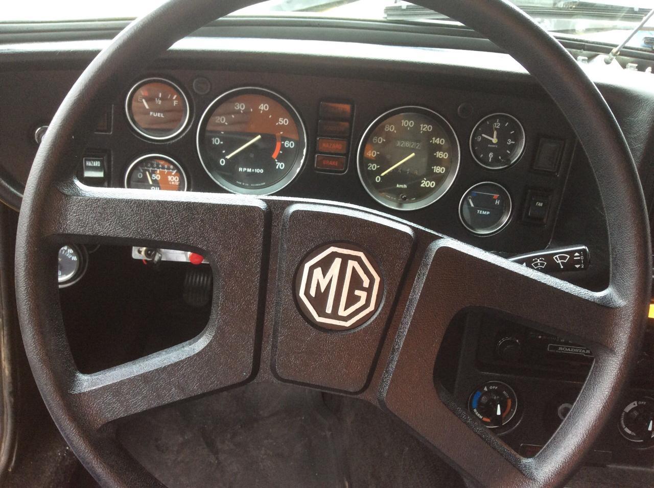 1978 MG MGB Roadster