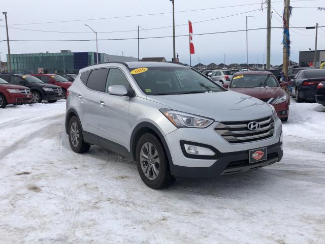2016 Hyundai Santa Fe Sport AWD*HEATED SEATS/STEERING WHEEL*