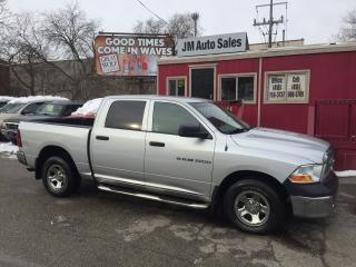 Used 2011 RAM 1500 4X4 for sale in Toronto, ON