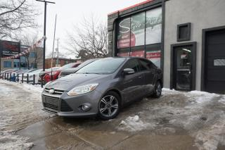 Used 2014 Ford Focus Berline SE 4 portes for sale in Laval, QC