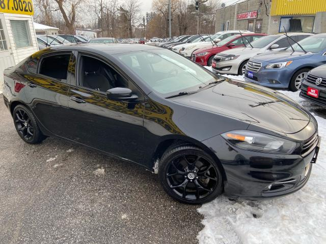 2013 Dodge Dart SXT/ 6 SPEED/ NAVI/ REVERSE CAM/ ALLOYS/ LIKE NEW!