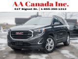 Photo of Grey 2018 GMC Terrain