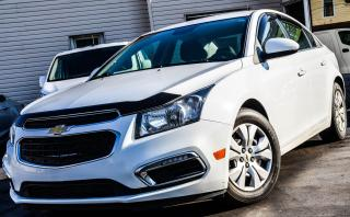 Used 2015 Chevrolet Cruze LT| BLUETOOTH | ONLY $101/BIWEEKLY! for sale in St. Catharines, ON
