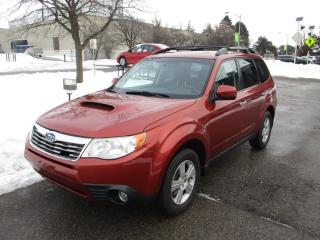 Used 2010 Subaru Forester XT Limited~NAV.~LEATHER~HEATED SEATS~CERTIFIED!!! for sale in Toronto, ON