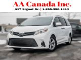 Photo of White 2018 Toyota Sienna