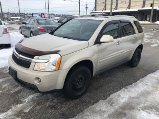 Used 2009 Chevrolet Equinox LT for sale in Bradford, ON