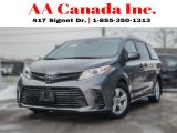Photo of Grey 2018 Toyota Sienna