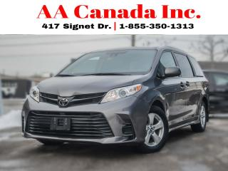 Used 2018 Toyota Sienna for sale in Toronto, ON