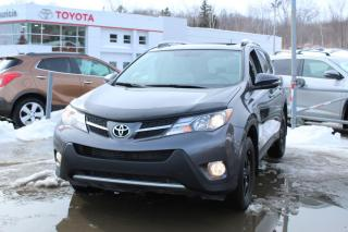 Used 2014 Toyota RAV4 Traction avant 4 portes XLE for sale in Shawinigan, QC