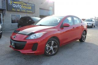Used 2013 Mazda MAZDA3 GX WINTER TIRES INCLUDED ACCIDENT FREE for sale in Newmarket, ON