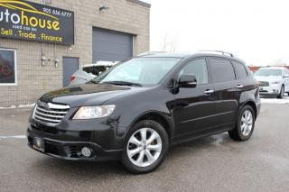 Used 2012 Subaru Tribeca LIMITED, AWD, 7 PASSENGER, LEATHER, BACKUP CAMERA, CERTIFIED for sale in Newmarket, ON