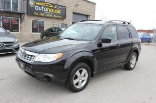 Used 2012 Subaru Forester 2.5X Touring ,BLUETOOTH for sale in Newmarket, ON