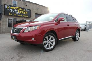 Used 2012 Lexus RX 350 TOURING AWD NAVI BACKUP CAMERA SUNROOF LEATHER for sale in Newmarket, ON