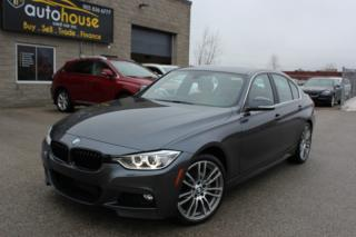 Used 2015 BMW 3 Series 335i xDrive AWD M PERFORMANCE 2 NAVI M EXHAUST for sale in Newmarket, ON