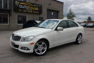Used 2012 Mercedes-Benz C-Class C250 4MATIC NAVI SUNROOF AMG PACKAGE for sale in Newmarket, ON