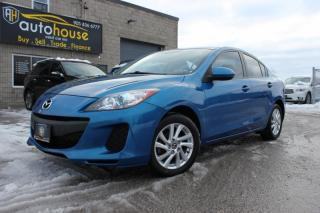 Used 2013 Mazda MAZDA3 GS-SKY HEATED SEATS CERTIFIED for sale in Newmarket, ON