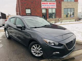 Used 2014 Mazda MAZDA3 GS-SKY for sale in Rexdale, ON