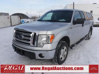 Used 2012 Ford F-150 XLT SUPERCAB SWB 4WD 5.0L for sale in Calgary, AB