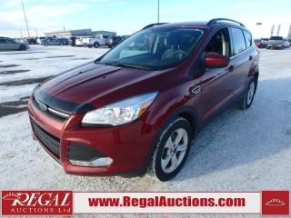 Used 2015 Ford Escape SE 4D Utility AWD 2.0L for sale in Calgary, AB