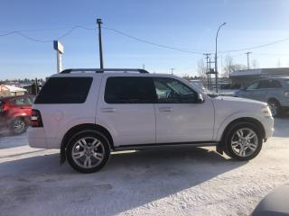 Used 2010 Ford EXPLORER V8 7Pass DVD Player Leather Limited AWD for sale in Saskatoon, SK