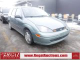 Photo of Green 2004 Ford Focus