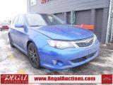 Photo of Blue 2008 Subaru IMPREZA SPORT 4D WAGON
