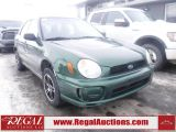 Photo of Green 2002 Subaru Impreza