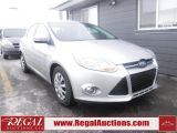 Photo of Silver 2012 Ford Focus