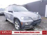 Photo of Silver 2009 BMW X5