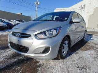 Used 2014 Hyundai Accent *****BAS KILOMETRAGE******GR ÉLECTRIQUE* for sale in St-Eustache, QC