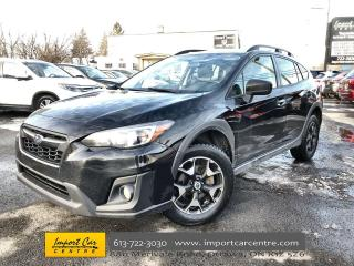 Used 2018 Subaru XV Crosstrek Sport SUNROOF  ALLOYS  HEATED SEATS  BACKUP CAMERA for sale in Ottawa, ON