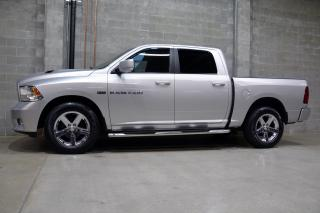 Used 2011 RAM 1500 SPORT CREW CAB 4X4 for sale in Vancouver, BC