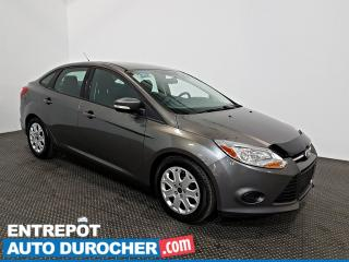 Used 2014 Ford Focus SE Automatique - AIR CLIMATISÉ - Groupe Électrique for sale in Laval, QC