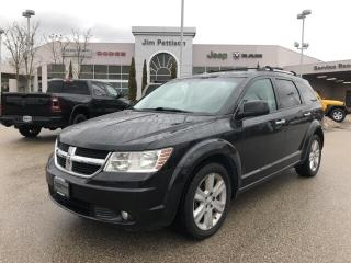 Used 2010 Dodge Journey R/T for sale in Surrey, BC