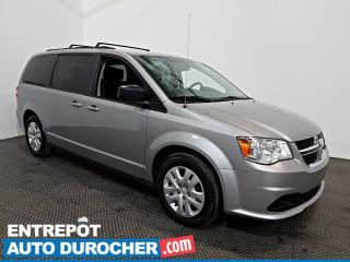 Used 2018 Dodge Grand Caravan SXT Automatique - A/C - 7 Passagers for sale in Laval, QC