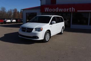New 2019 Dodge Grand Caravan 35th Anniversary Edition for sale in Kenton, MB